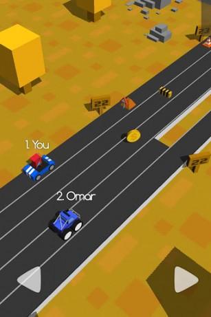 Lane Racer