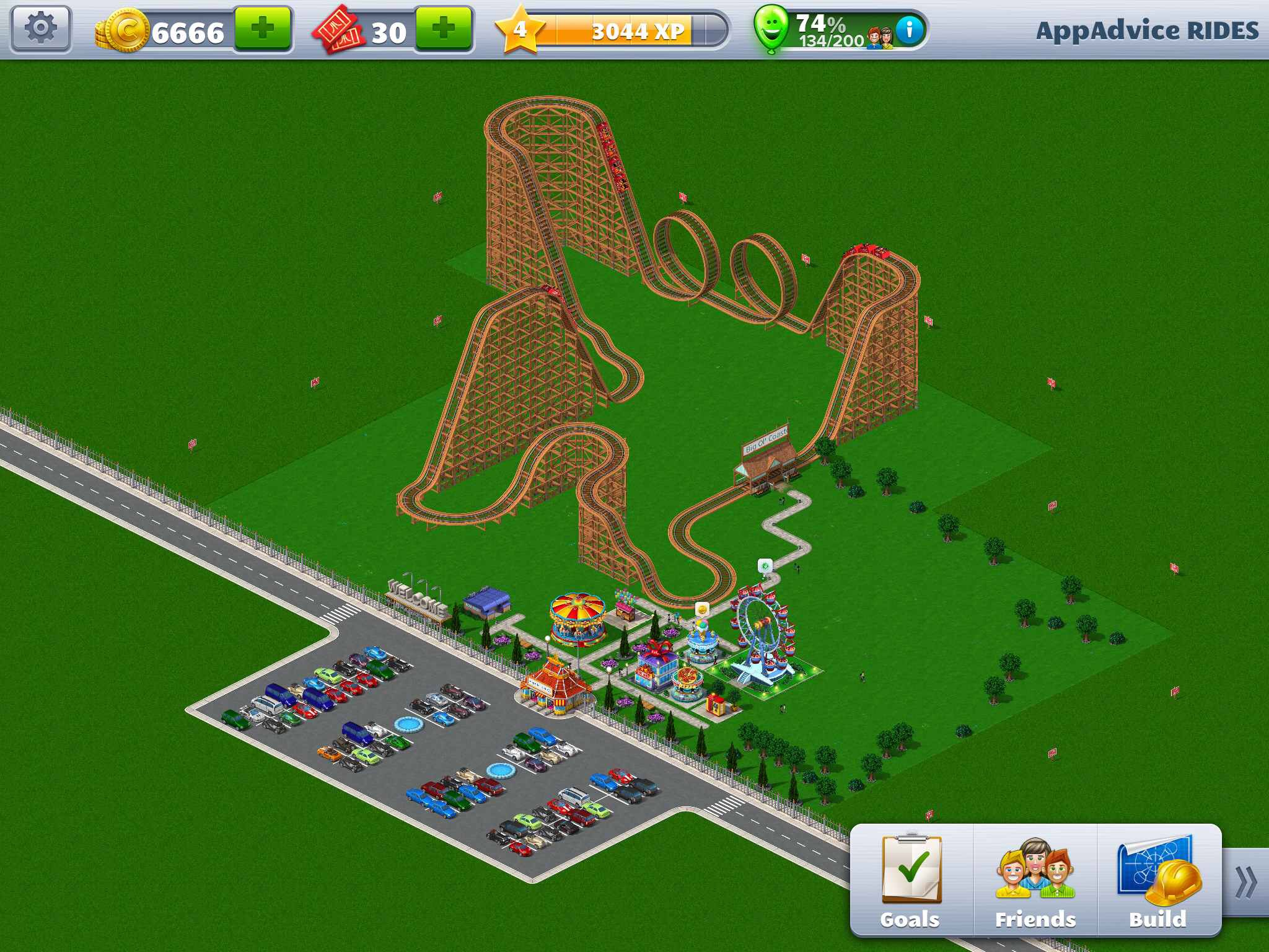 RollerCoaster Tycoon 4_2