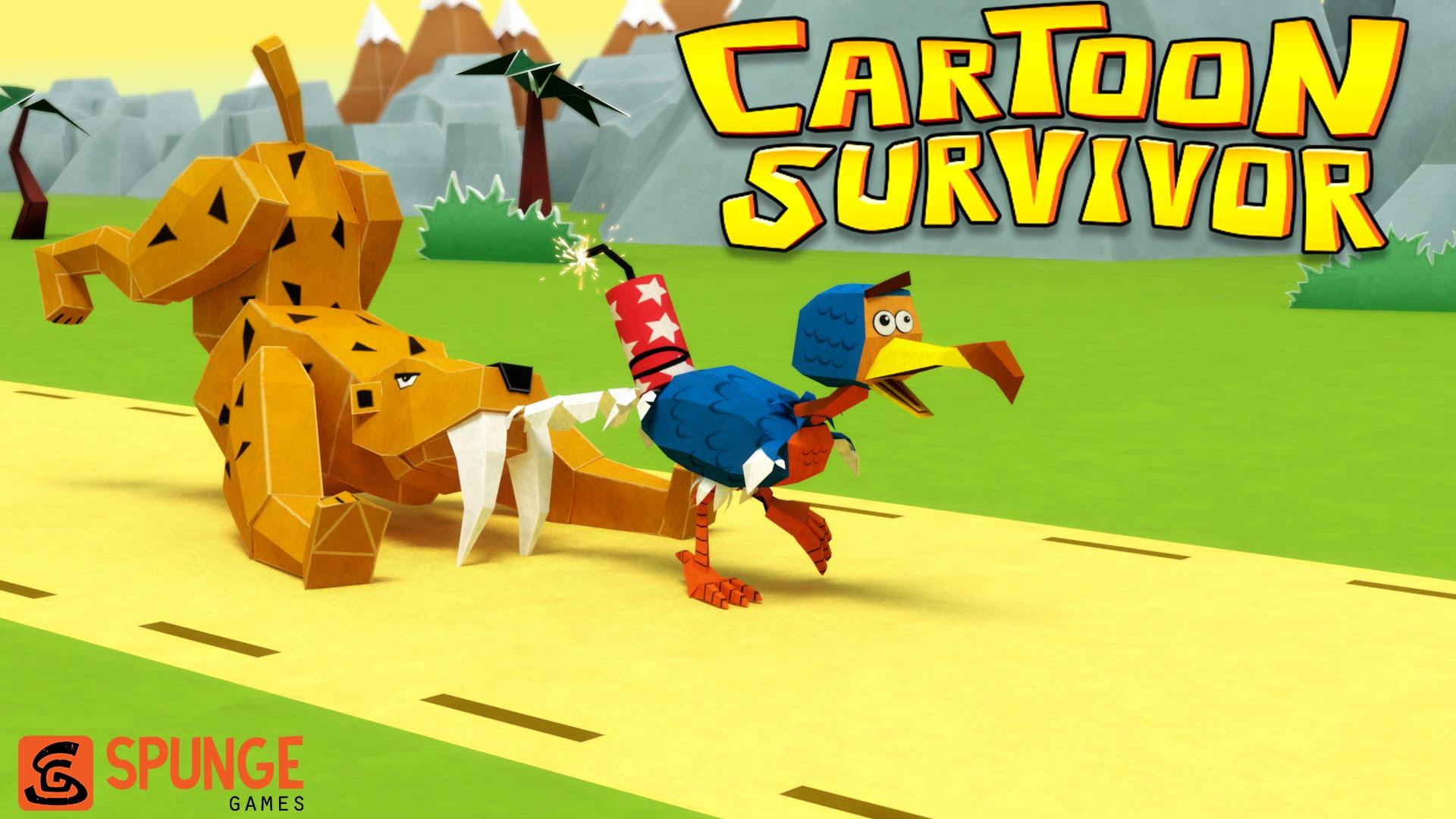 Cartoon-Survivor