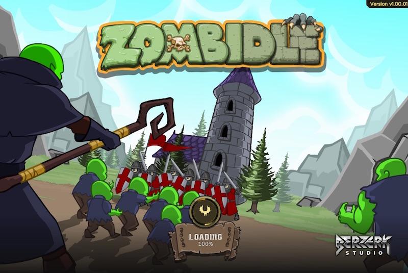 Zombidle Kingdom Domination