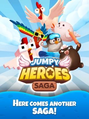 Jumpy Heroes Saga